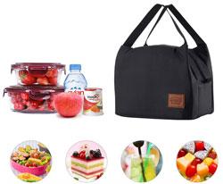 Bolsa con aislamiento termico para alimentos y bebidas