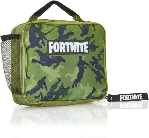 Bolsa de merienda para niños de Fortnite
