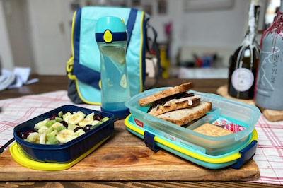 Bolsa isotermica para el almuerzo infantil