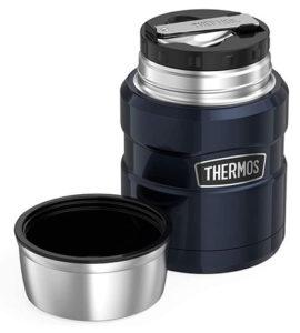 Termo isotermico para llevar las comidas calientes o frias