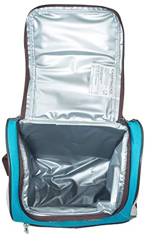 Nevera portatil para dos personas con interior isotermico
